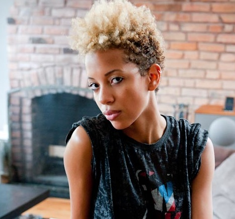 Awesome Edgy Tapered Natural Hair Naydanielleblog Short Hairstyles For Black Women Fulllsitofus